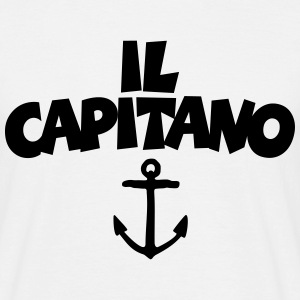 Il Capitano Anchora T-Shirts - Men's T-Shirt