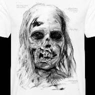 Motiv ~ Zombie Bio T-Shirt Männer