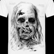 Motiv ~ Zombie T-Shirt Männer