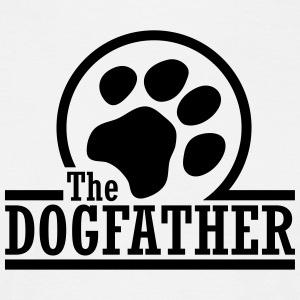 The Dogfather T-shirts - T-shirt herr