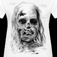 Motiv ~ Zombie Bio T-Shirt Frauen