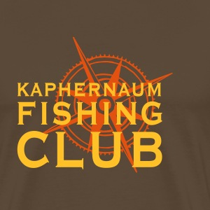Fishing Club (JESUS-shirts) - Männer Premium T-Shirt