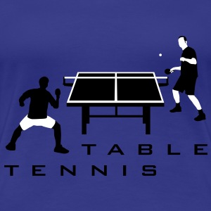 table_tennis_052012_e_2c Tee shirts - T-shirt Premium Femme