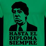 ~ T-Shirt uomo con stampa effetto Velluto (Flock)