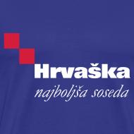 Design ~ Croatia — The best neighbor (blue)