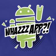 Design ~ Paranoid Android rocks T-shirts