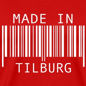 Made in Tilburg T-shirts - Mannen Premium T-shirt