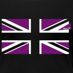 My Jubilee Union Flag - Women's Premium T-Shirt