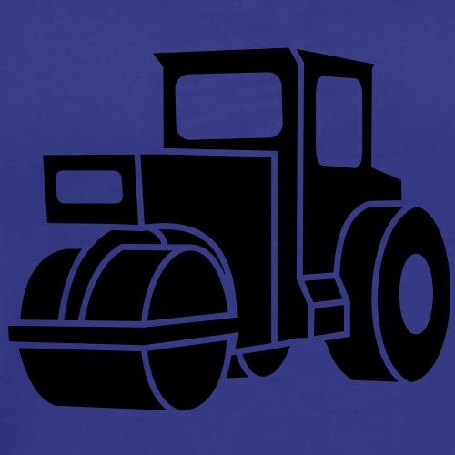1 col - Dampfwalze Traktoren Steam-powered rollers Tractors