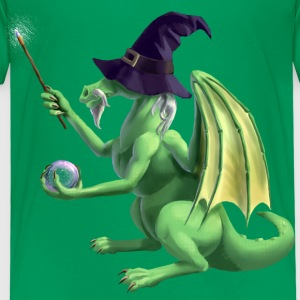 dragon wizard - Kids' Premium T-Shirt