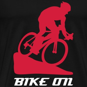 Cycling, T-Shirts - Men's Premium T-Shirt