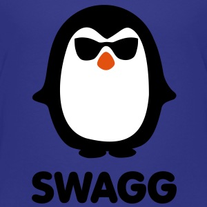 SWAGG pinguin Kinder T-Shirts - Teenager Premium T-Shirt