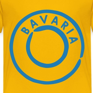 Yellow Bavaria Kids' Shirts - Kids' Premium T-Shirt