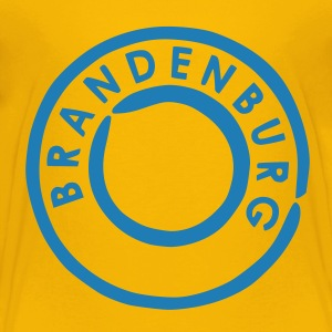Yellow Brandenburg Kids' Shirts - Kids' Premium T-Shirt