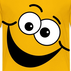 Smiley Face - Kids' Premium T-Shirt