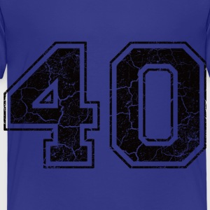Paie 40 in Used Look Tee shirts - T-shirt Premium Enfant