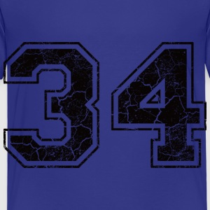 36, 1936, number, number, birthday, number, year, number, geburtsjahr, thirty-six Shirts - Kids' Premium T-Shirt