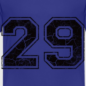 Number 29 in the used look Tee shirts - T-shirt Premium Enfant