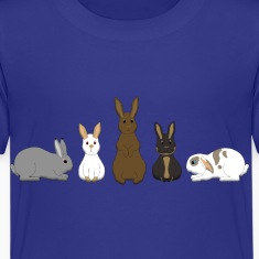 5 Rabbits Shirts