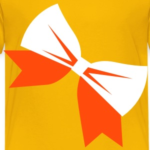 pretty BOW good for Birthday Shirts - Kids' Premium T-Shirt