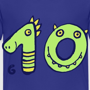 monster ten - Kids' Premium T-Shirt