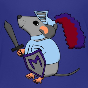 Knight mice Shirts - Kids' Premium T-Shirt