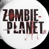 Motiv ~ Zombie-Planet Buttons