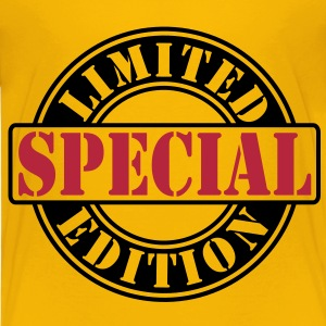 limited_edition_special Shirts - Kids' Premium T-Shirt