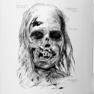 Motiv ~ Zombie Design Tasse