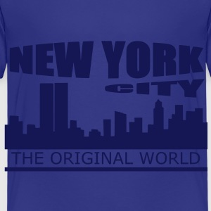 new york city Camisetas - Camiseta premium niño