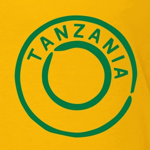 Yellow Tanzania Shirts - Kids' Premium T-Shirt