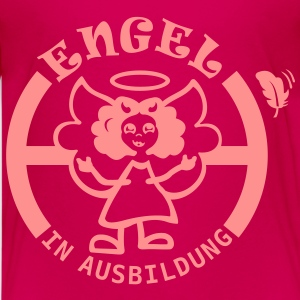 Engel in Ausbildung - Teenager Premium T-Shirt