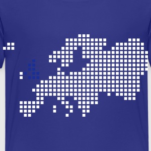 Havblå Storbritannien - Great Britain - UK T-shirts - Børne premium T-shirt