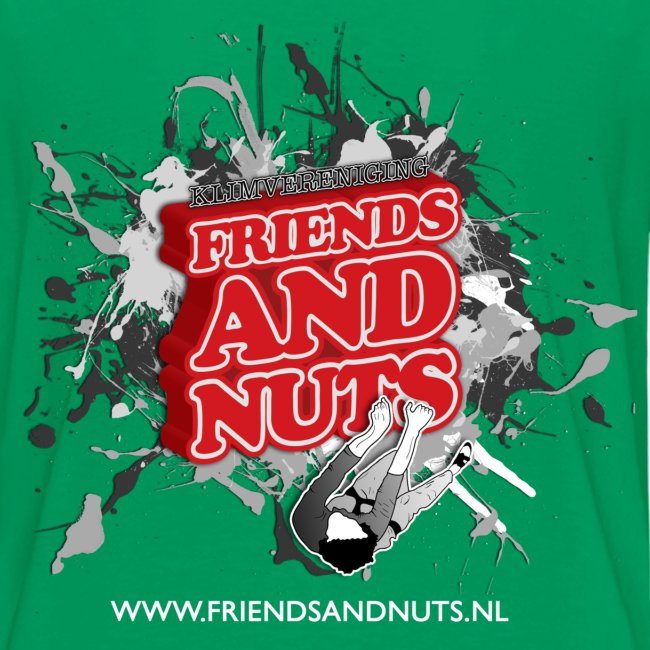 Friends and Nuts Logo shirt (Kids)