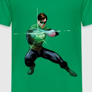 Green Lantern T-skjorte for barn - Premium T-skjorte for barn