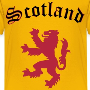 Scotland - Teenage Premium T-Shirt