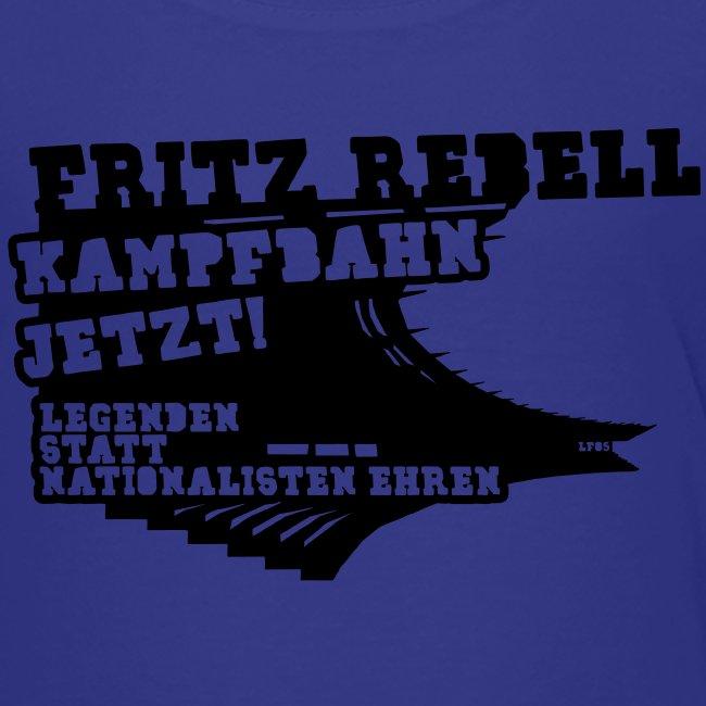 Fritz Rebell Kampfbahn [infantil]