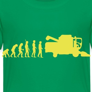evolution_thresher_g1 Shirts - Kinderen Premium T-shirt