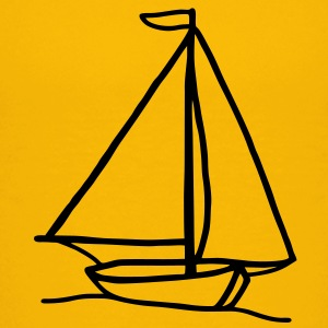 Sailboat - Sailing Shirts - Teenage Premium T-Shirt