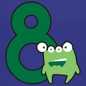 monster_8_dd T-Shirts - Kinder Premium T-Shirt