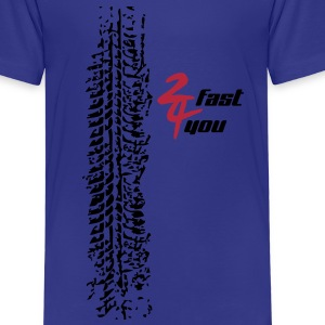 2fast4you - Kinder Premium T-Shirt