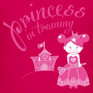 princess in training Shirts - Teenager Premium T-shirt