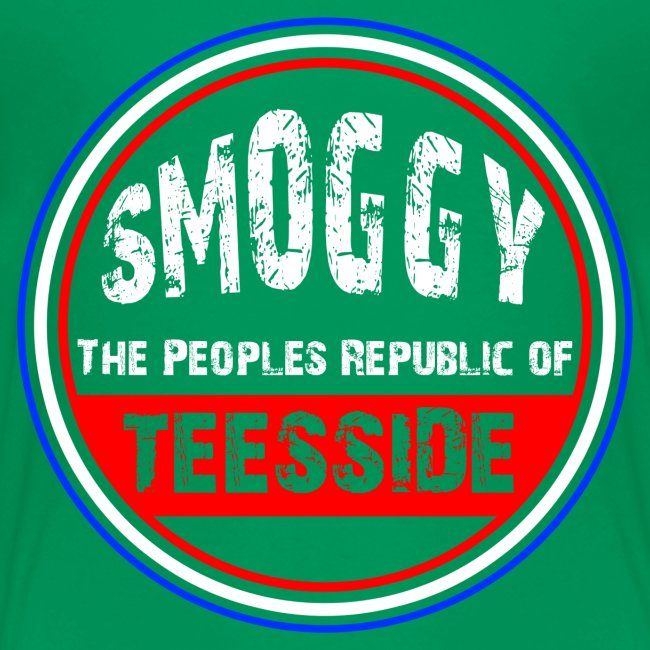 Kids Smoggy T-Shirt - Green
