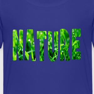 nature - Kinder Premium T-Shirt