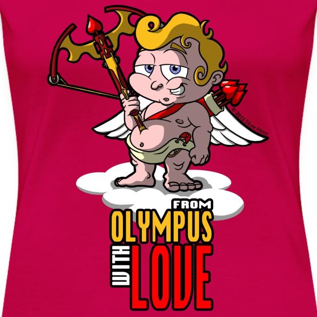 Cupid: Agent Valentine-Grin