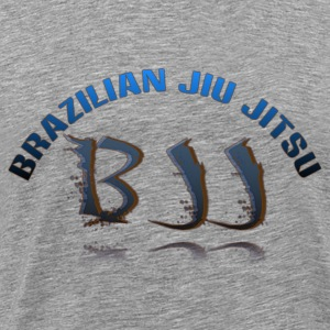 Bjj man by Svada® - Premium T-skjorte for menn