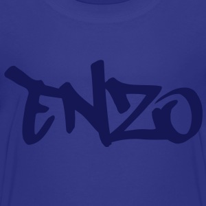 enzo Shirts - Teenage Premium T-Shirt