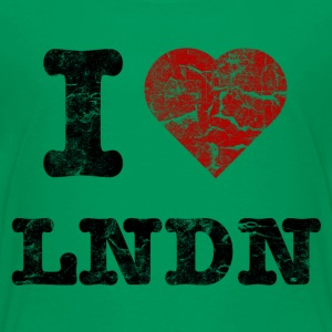 I Love LoNDoN vintage dark Tee shirts - T-shirt Premium Enfant