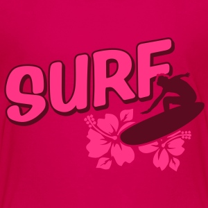 surf Shirts - Teenager Premium T-shirt