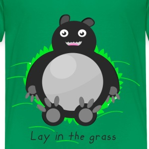 Lay in the Grass Shirts - Kids' Premium T-Shirt